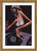 Framed DJ Free