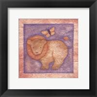 Lion Framed Print