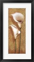 Callas Dance II Framed Print