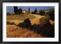 Framed Bella Toscana