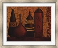 Framed Moroccan Spice