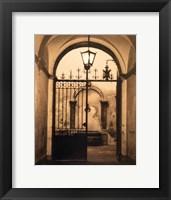 Framed Bella Siena
