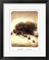 Hill Side I Framed Print
