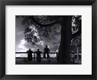 Framed Day's End