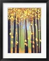 Framed Colors of Fall I