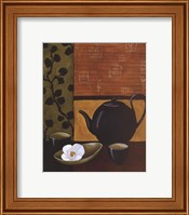 Framed Sakura Tea I