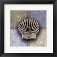 Framed Seaside Memories II