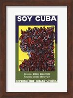 Framed Soy Cuba