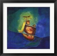 Framed Le Nautilus