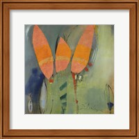 Framed Knospen Und Blüten II