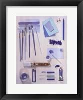 Framed Painter's Workshop