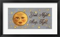 Framed Good Night