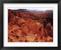 Framed Bryce Canyon