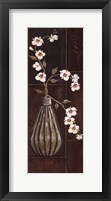 Delicate Orchids II Framed Print