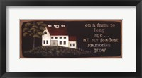 Framed On a Farm