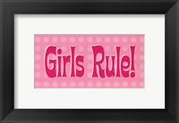 Framed Girls Rule!