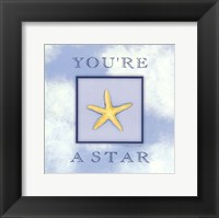 Framed You're A Star