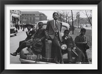 Framed Chicago Boys, Sunday Best, 1941