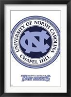 Framed N.Carolina-Logo