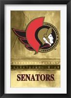 Framed Senators - Logo 2