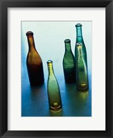 Framed Les Verres I