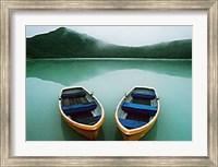 Framed Boats, Honshu, Japan