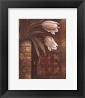 Framed Tulip Interlude I