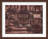 Framed Gourmet Shoppes II