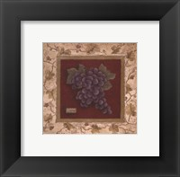 Framed Wine Divine I