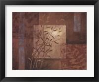 Framed Meadow in Memory I