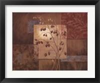 Framed Meadow in Memory II