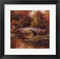 Framed Stone Bridge