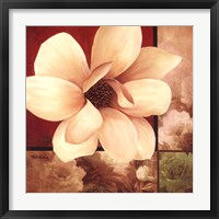 Framed Magnolia Collage
