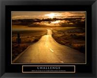 Framed Challenge - Road