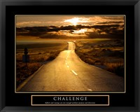 Framed Challenge - Road