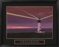 Framed Challenge - Lighthouse