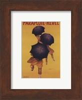 Framed Parapluie-Revel