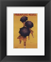 Framed Parapluie-Revel