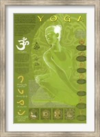 Framed Yoga & Its Symbols