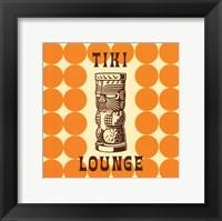Framed Tiki Lounge