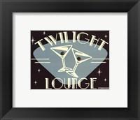 Framed Twilight Lounge
