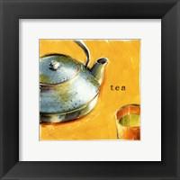 Framed Green Leaf Tea