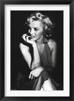 Framed Marilyn Monroe (Sitting)
