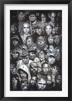 Framed Hip Hop