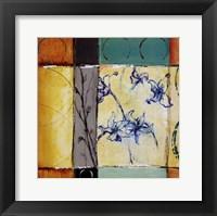 Framed Flower VI