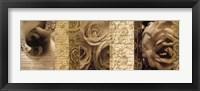 Poetic Roses 02 Framed Print