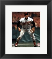 Framed Brooks Robinson