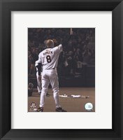 Framed Cal Ripken Jr. - Last Game Waving