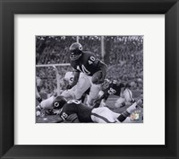 Framed Gale Sayers