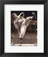Framed Bob Feller